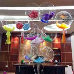 Balon PVC Transparant 18 Inch
