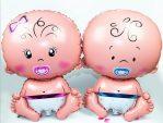 Balon Baby Shower | Baby Boy | Baby Girl Jumbo