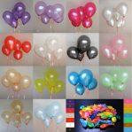Balon Latex Metalic 12 Inch