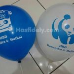 Sablon Balon | Balon Printing Custom