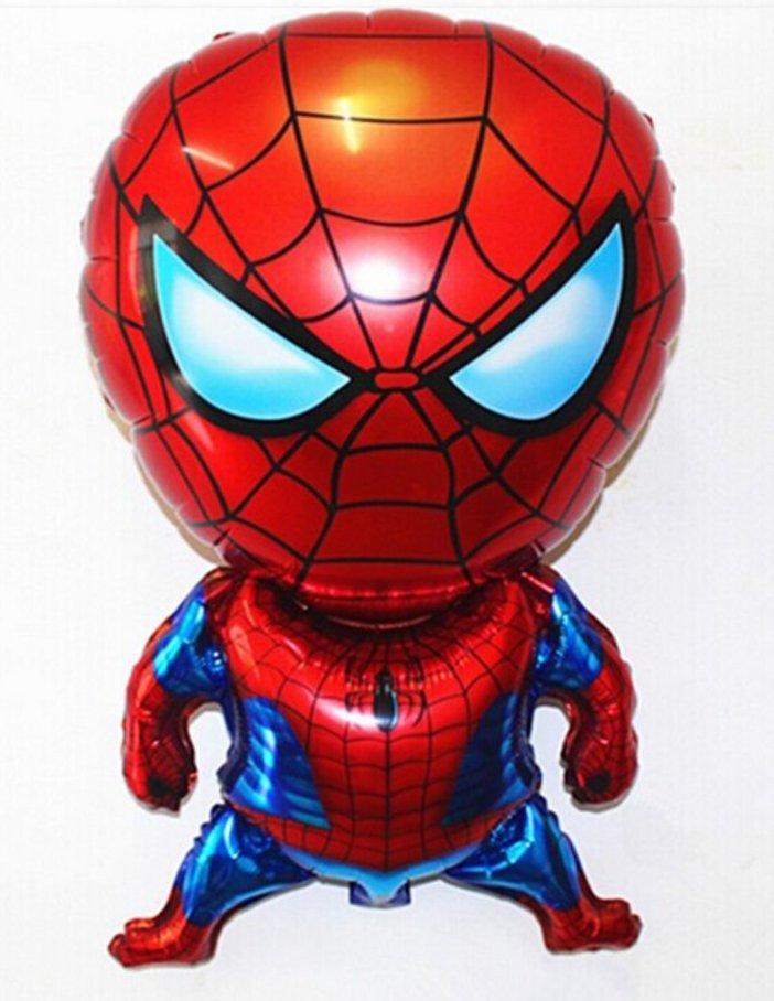 Balon Foil Karakter Spiderman Toko Hasfidely Toko