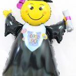 Balon Foil Wisuda Orang | Balon Graduation Jumbo