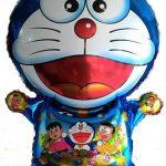 Balon Foil Karakter Doraemon