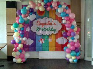 Jasa Dekorasi Balon Gate Balon Gapura