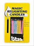 Lilin Magic / lilin susah mati / lilin kue / magic candle
