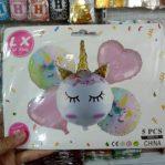 Balon Foil Unicorn Set